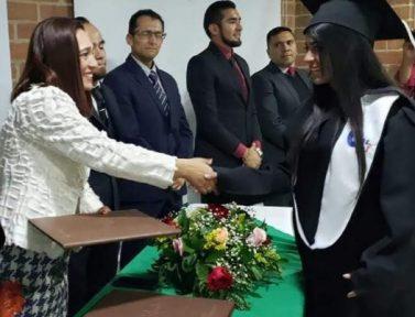 Ceremonia de graduación I Semestre del 2019